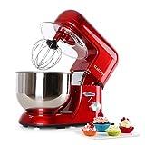 Klarstein Bella Rossa - Robot de cocina, Batidora,...