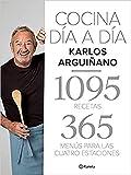 Cocina día a día: 1095 recetas. 365 menús para las...