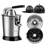 Taurus Easy Press Exprimidor Electrico, Acero...