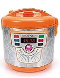 BE PRO Robot de Cocina Chef Delicook con Cubeta Daikin...