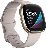 Fitbit Sense - Smartwatch avanzado de salud con...