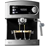 Cecotec Cafetera Express Manual Power Espresso 20....