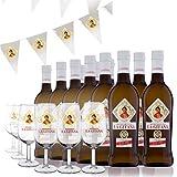 Manzanilla La Gitana - Pack 12 Botellas 37,5 Cl. + 6...