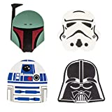 Star Wars Paladone Posavasos Personajes