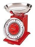 Balanza de cocina mecánica Karcher - diseño retro /...