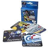 Playstation Juego Posavasos, Papercard, Multicolor, 1x 9x 9cm
