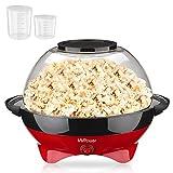 MVPower Popcorn Maker, 800W Popcorn Maker, Superficie...