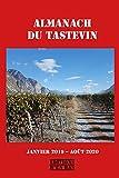 Almanach du tastevin : Janvier 2019 - août 2020