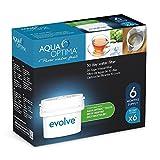 Aqua Optima EVS602 Evolve - Pack de 6 meses , filtros...