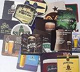 Juego de 25 posavasos de cartón para cerveza, diseño...