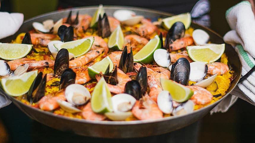 10 platos tipicos de españa