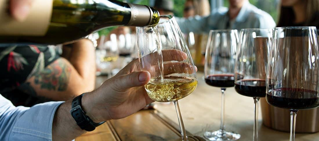 accesorios de vino