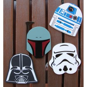posavasos de star wars