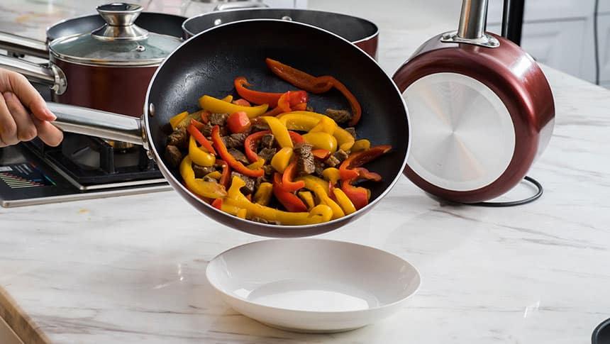 6 consejos para comprar un juego de utensilios de cocina