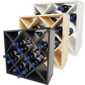 botellero de vino