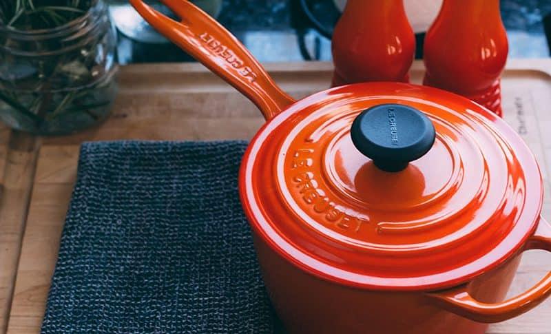 como limpiar y proteger los utensilios de cocina
