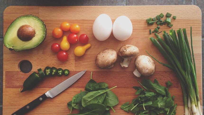 cuidado y uso de los utensilios de cocina antiadherentes
