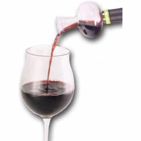 oxigenador vino