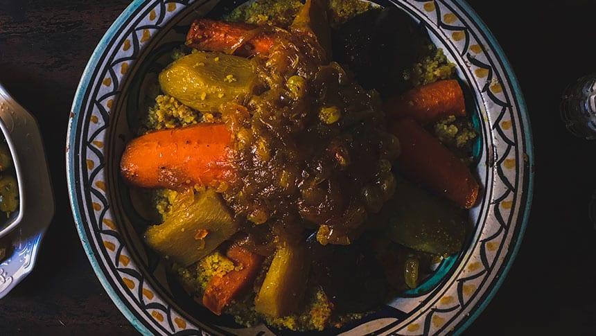 receta albondigas y cuscus