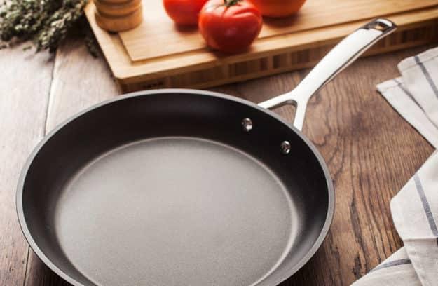 sarten para cocinar sin aceite