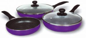 sarten spider pan