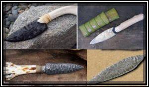 cuchillo de piedra