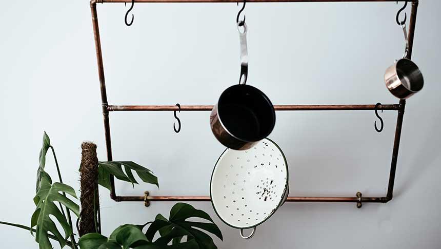 utensilios de cocina de acero inoxidable como sacar mas de ellos im