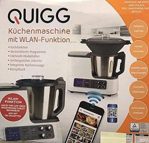 Robot De Cocina Quigg