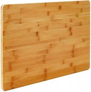 tabla de cortar cocina bambu