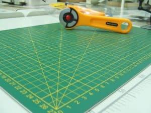 tabla de cortar patchwork