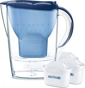 filtrador de agua brita