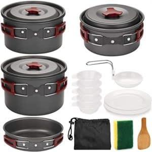 kit camping cocina