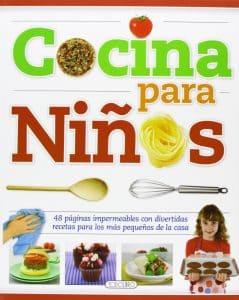 libro de cocina para ninos