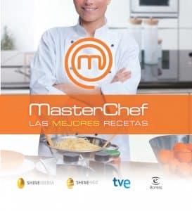 libro de cocina masterchef